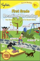 First Grade Reading Roundup - Fun on the Run Language Arts