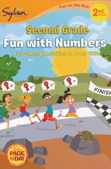 Second Grade Fun with Numbers - Fun on the Run Math