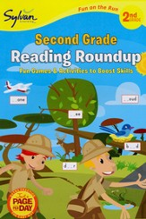 Second Grade Reading Roundup - Fun on the Run Language Arts
