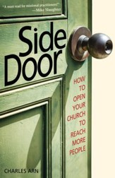 Side Door: How to Open Your Church to Reach More People - eBook
