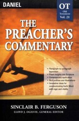 The Preacher's Commentary Vol 21: Daniel   - Slightly Imperfect