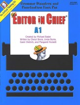 Editor in Chief Level A1, Grades 4-5
