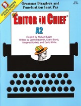Editor in Chief Level A2, Grades 4-5