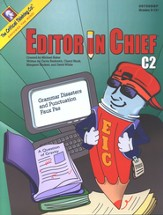 Editor in Chief Level C2, Grades 9-12