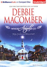 Where Angels Go Unabridged Audiobook on CD