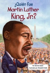 ¿Quién fue Martin Luther King, Jr.? - eLibro  (Who Was Martin Luther King, Jr.? - eBook)