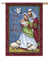 Joy To the World Flag, Large