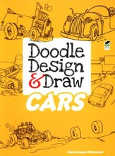 CARS: Doodle, Design & Draw