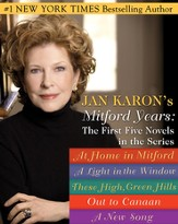 Jan Karons Mitford Years: The First Five Novels: The First Five Novels - eBook