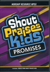 Shout Praises Kids: Promises (Worship Resources MPEG)