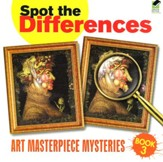 Art Masterpiece Mysteries, Book 3