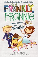Here Comes the...Trouble! - eBook
