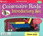 Cuisenaire ® Rods Introductory Set, Plastic