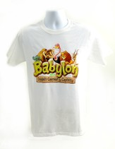 Babylon VBS Theme T-Shirt, Adult Small, 34-36