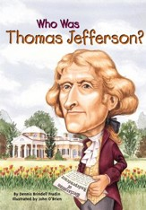 Who Was Thomas Jefferson? - eBook