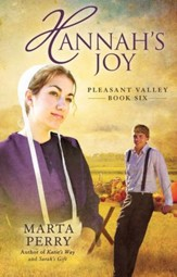Hannah's Joy - eBook