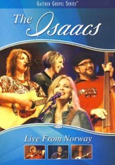 The Isaacs: Live From Norway, DVD