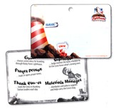 Rocky Point Lighthouse Name Badges, Package of 10 - Slightly Imperfect