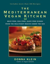 The Mediterranean Vegan Kitchen - eBook