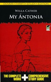 My Antonia, Thrift Study Edition