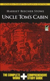 Uncle Tom's Cabin, Thrift Study Edition - Slightly Imperfect