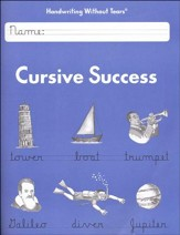 Cursive Success Student Workbook Grade 4, Updated Edition   - Slightly Imperfect