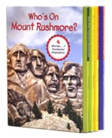Who's On Mount Rushmore? Box Set