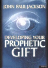 Developing Your Prophetic Gift, 4-CD set