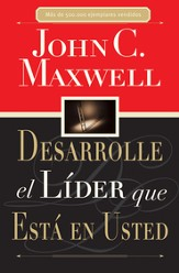 Desarrolle el L7der que Est5 en Usted (Developing the Leader Within You) - eBook