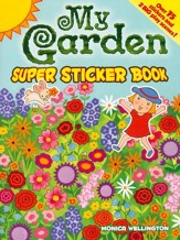 My Garden Super Sticker Book