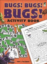 Bugs! Bugs! Bugs! Activity Book