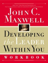 Developing the Leader Within You Workbook - eBook