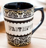 Jesus is Faithful Mug