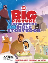 The Big Picture Interactive Bible Storybook: Connecting Christ Throughout God's Story - eBook