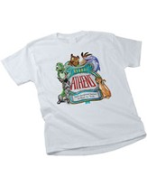 Athens Theme T-shirt, Adult Medium (38-40)