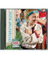 Athens Celebration Participant Music CD