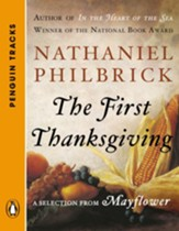 The First Thanksgiving: A Selection from Mayflower (Penguin Tracks) - eBook