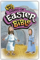 My First Hands-on Bible--Easter Edition