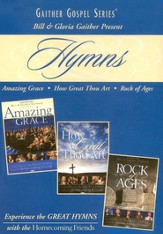 Hymns (3 DVD Set)