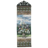 With God, All Things Are Possible Wall Panel
