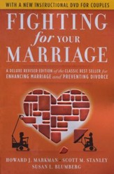 Fighting for Your Marriage: Revised 3rd Edition with DVD - Slightly Imperfect