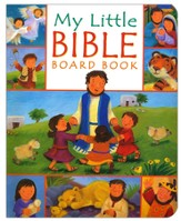 My Little Bible Board Book - Slightly Imperfect