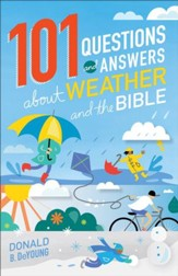 101 Questions and Answers about Weather and the Bible - eBook