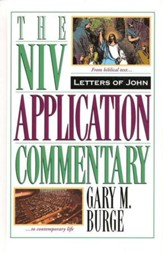 1, 2, & 3 John: NIV Application Commentary [NIVAC]
