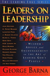Leaders on Leadership, The Leading Edge Series