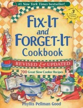 Fix-It and Forget-It Cookbook, Revised and Updated 700 Great Slow Cooker Recipes