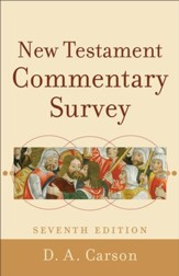New Testament Commentary Survey - eBook