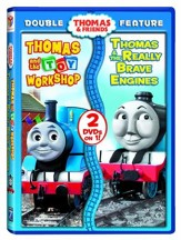 Thomas & Friends: Thomas and the Toy Workshop/ Thomas and the Really Brave Engine