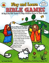 Play and Learn Bible Games