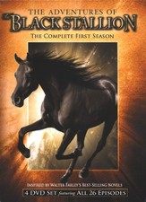 The Adventures of the Black Stallion: The Complete  First Season